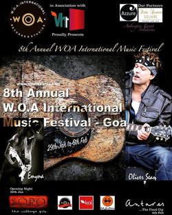 8th Annual WOA Music Festival