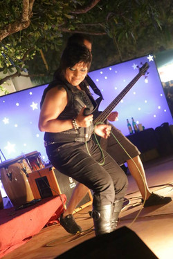 Nagmah Live at WOA Records India Tour and WOA international Music Festival 2015.
