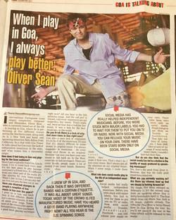 Times Article WOA Festival
