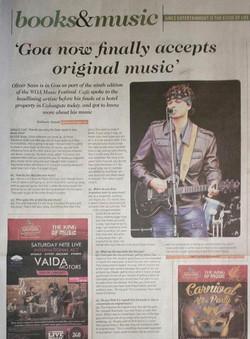 Oliver Sean WOA Festival Herald