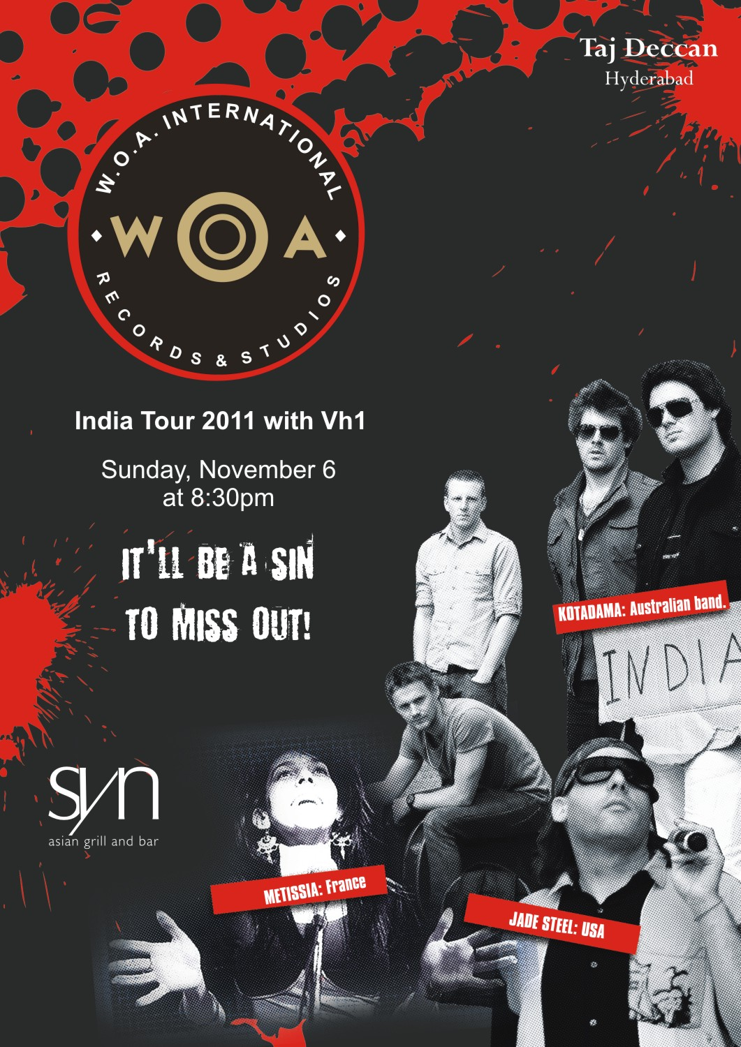 woa+records+india+tour+2012