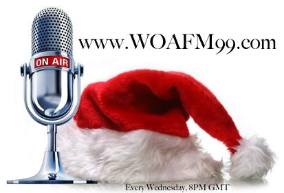 WOAFM99 Christmas Radio Show (Dec 2020