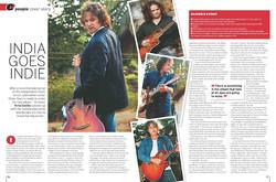Oliver Sean Gulf News Feature