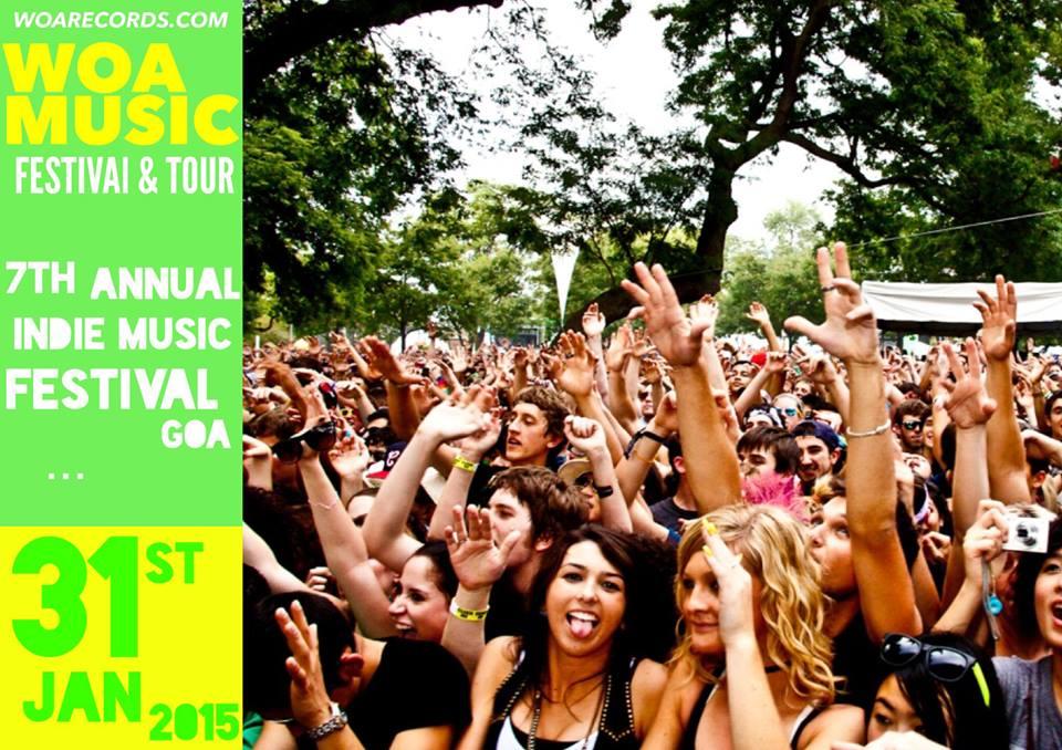 WOA Music Festival 2015