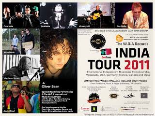 WOA+Records+india+tour+2011