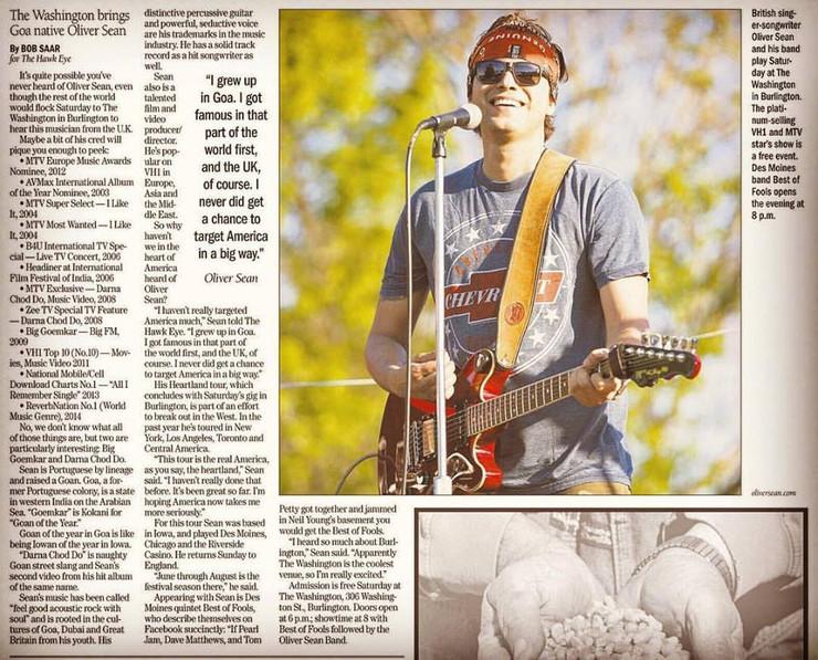 Oliver Sean Hawk Eye Newspaper Iowa.jpg