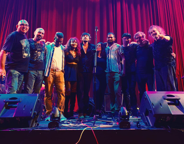 WOA SUmmer Tour 2019 with Crew and ARtis