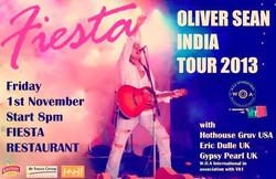 WOA Records India Tour 2011