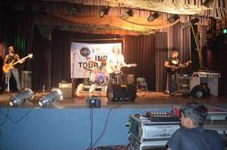 Oliver Sean Band WOA records India Tour 2011