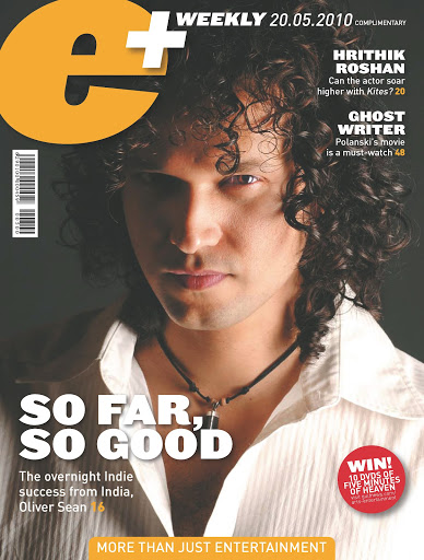 Oliver Sean E+Gulf News Cover