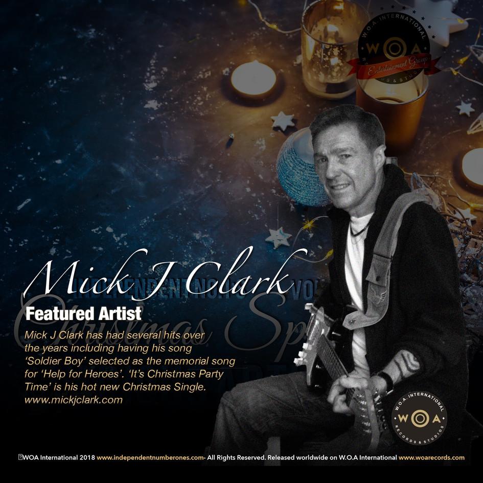 Mick J Clark