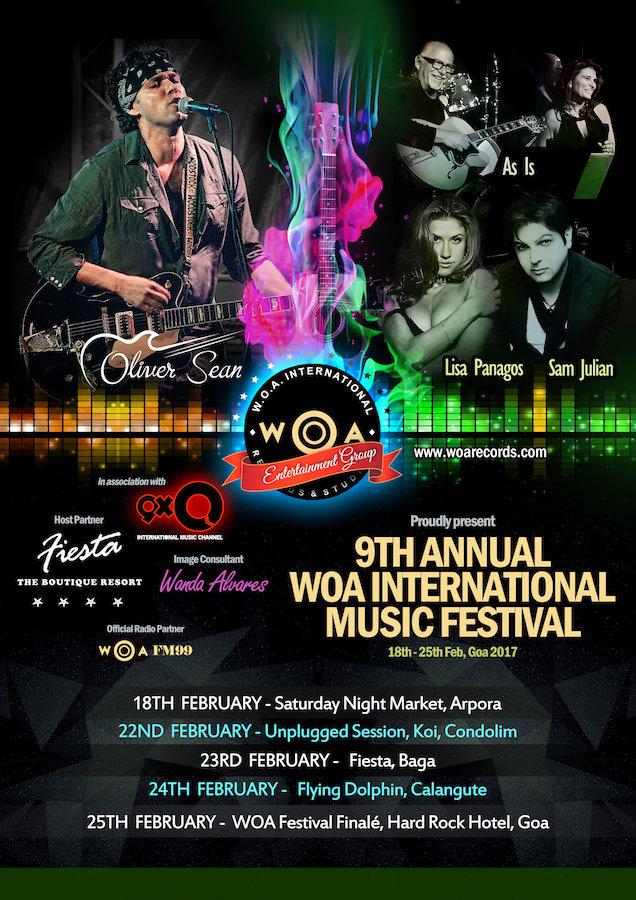 International Music Festival 2020 The 11th W.O.A International Music Festival   Goa 2020 | woarecords