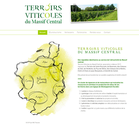 Terroirs Viticoles du Massif Central