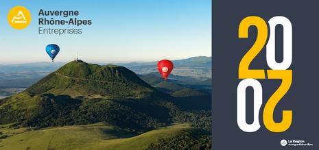 Auvergne-Rhône-Alpes Entreprendre