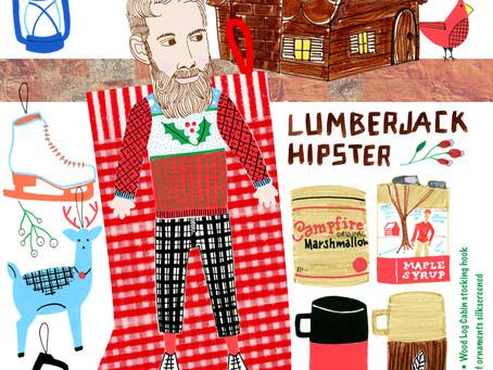 Lumberjack Hipsters