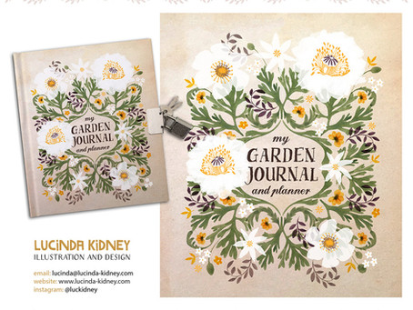 Garden Journal and Planner