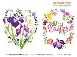 Floral Spring Greetings