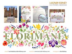 Florimania at Hampton Court Palace