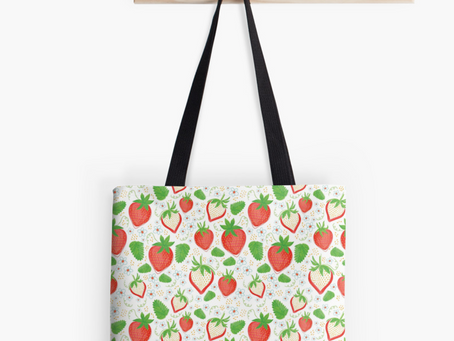 New Products in my RedBubble Shop