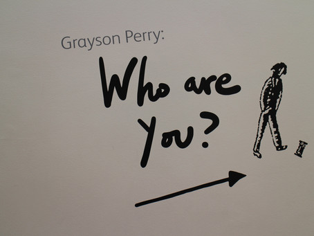 "Grayson Perry ""Who Are You?"" Exhibition"