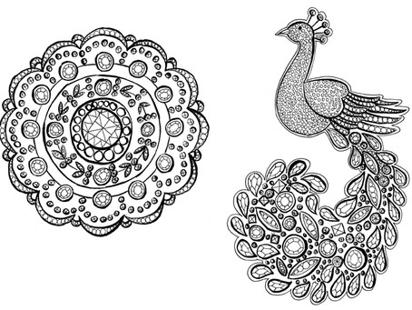 Edwardian Brooches for MATS Bootcamp