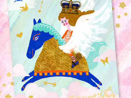 P is for Pegasus...