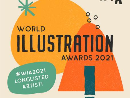 World Illustration Awards 2021 Longlisted Artist