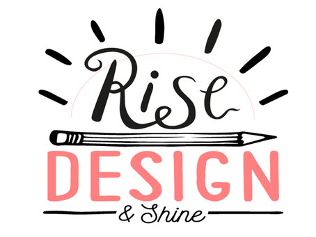Featured on Rise Design & Shine Blog