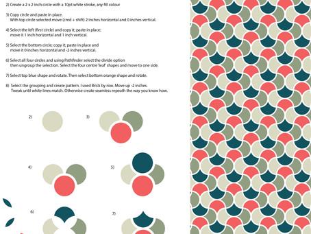 Create a Hopscotch Pattern in Adobe Illustrator