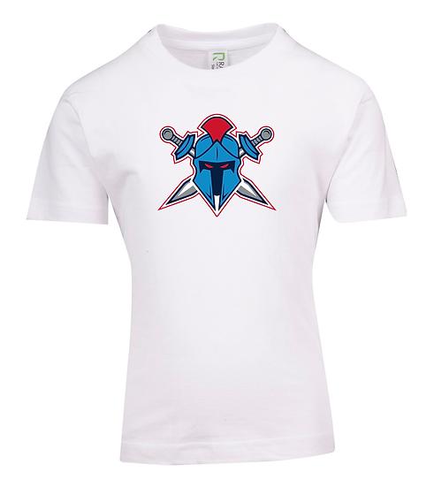 Titans Helmet Logo Regular Tee (Kids)