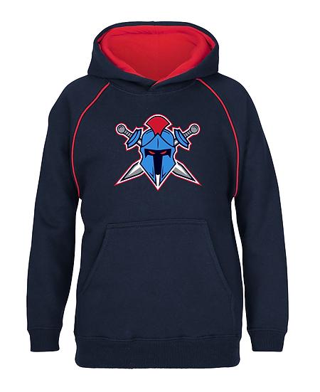 Titans Helmet Logo Hoodie (Kids)