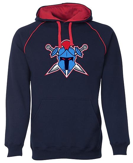 Titans Helmet Logo Hoodie (Adult)