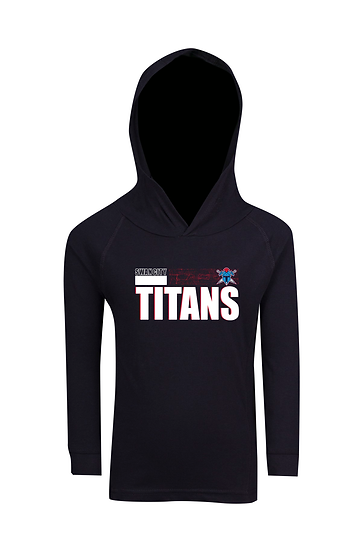 Titans Abstract FUSION T-shirt Hoodie (Kids)
