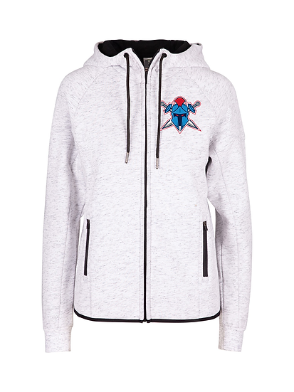 Titans Helmet Logo Polar Hooded Jacket (Juniors)