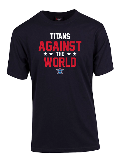 Titans Against the World T-Shirt (Adult)