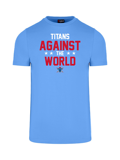 Titans Against the World Slim Fit Tee (Mens)