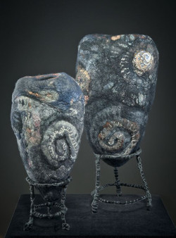 Ammonite Vessels 54