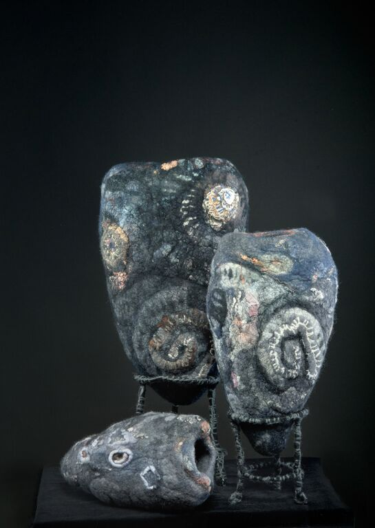 Ammonite Vessels 43