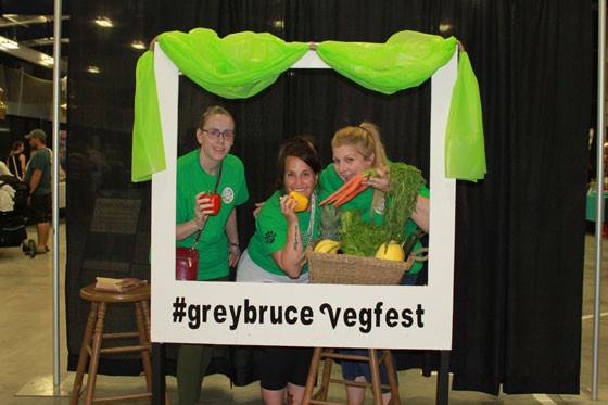 Grey Bruce Volunteers