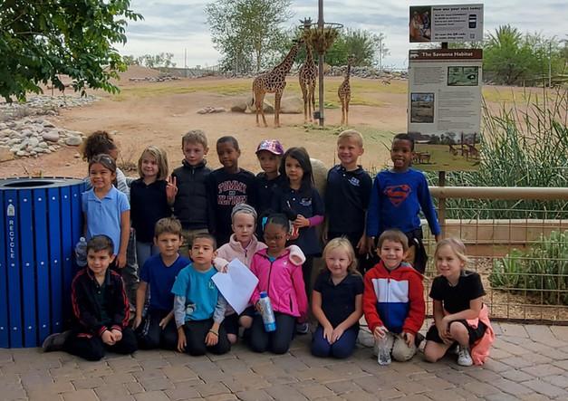 Kindergarten | Phoenix Zoo