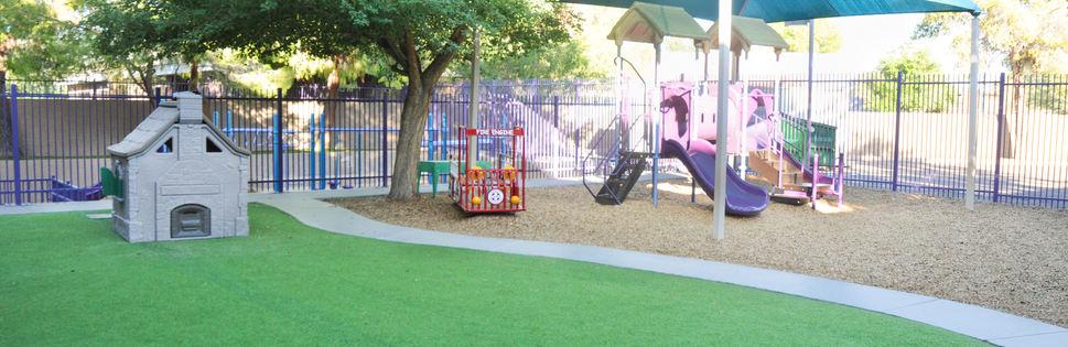 Preschool & Kindergarten Playground