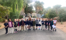 Third Grade | Botannical Gardens