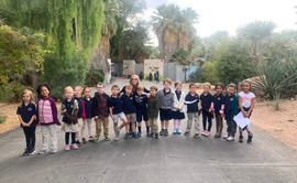 Third Grade   Botannical Gardens