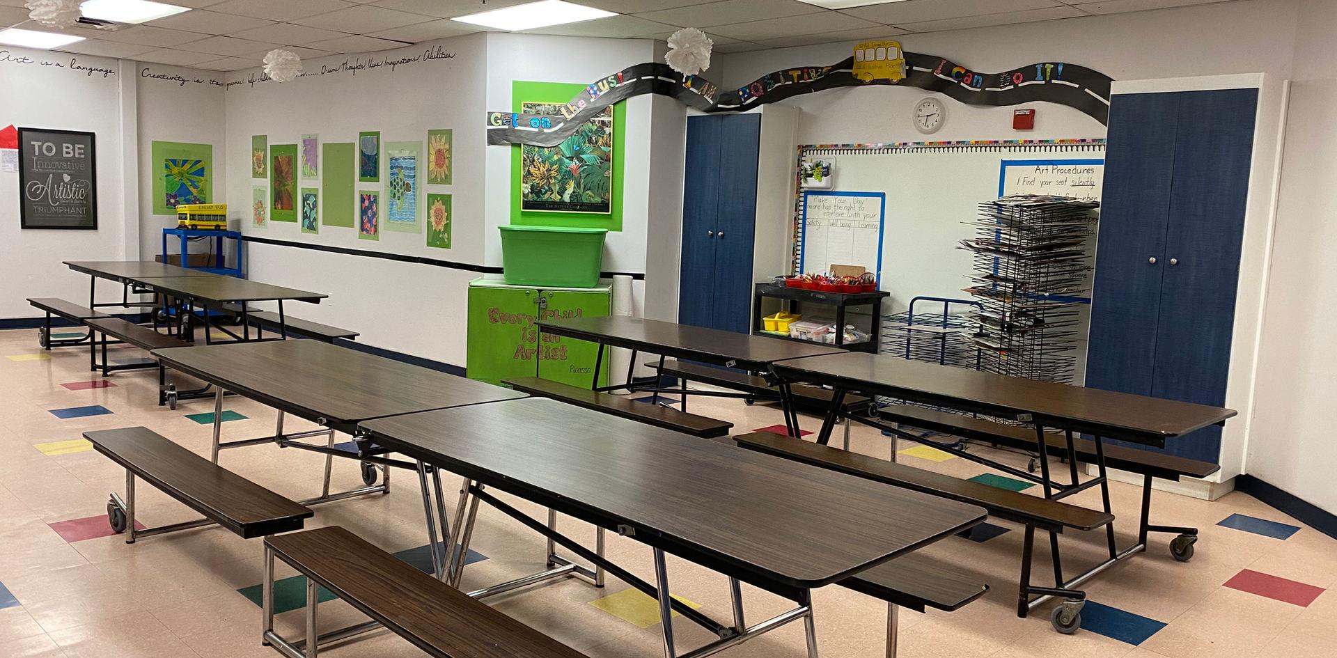 Art Classroom & Cafeteria