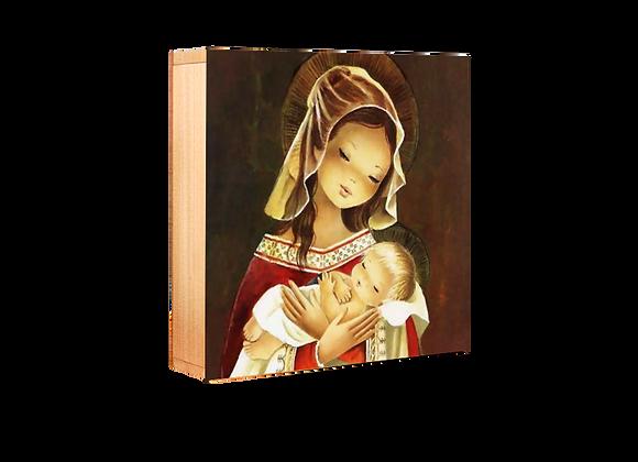 Virgen y Niño 2