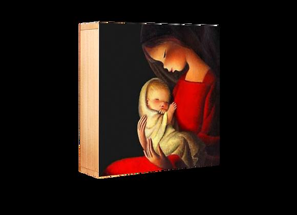 Virgen y Niño 1
