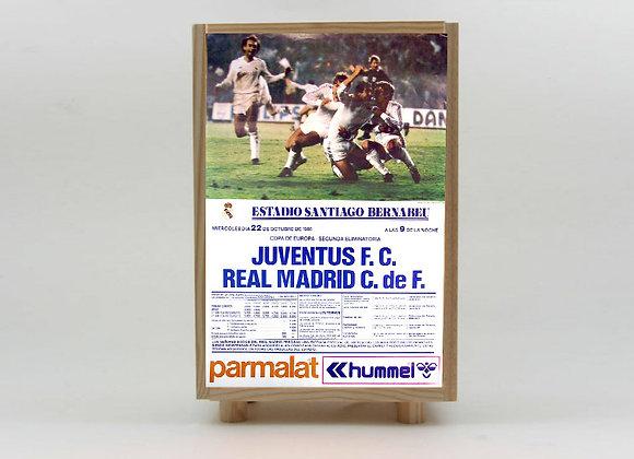 Juventus- Real Madrid