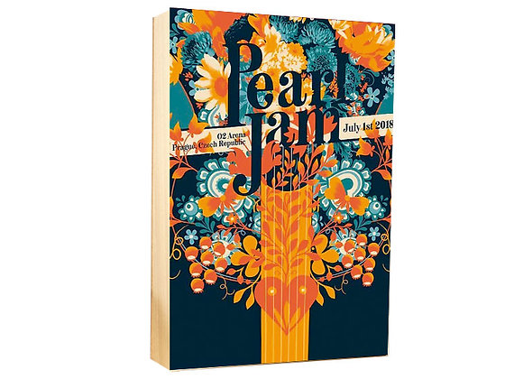 Pearl Jam flores