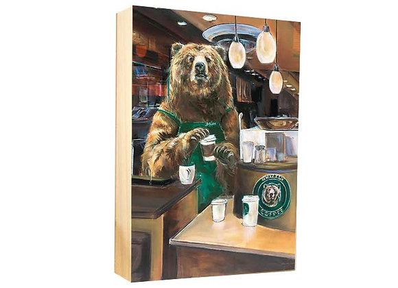 Coffe bear