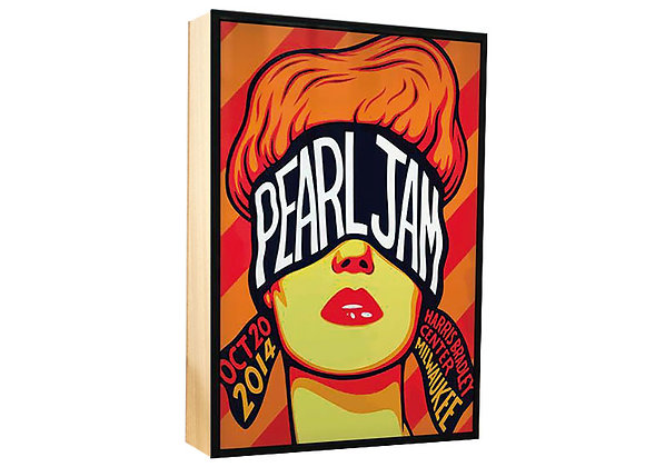 Pearl Jam chica